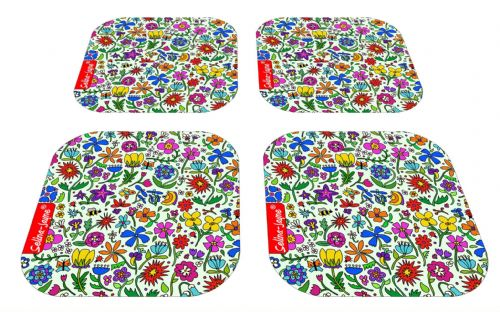 Selina-Jayne Summer Meadow Limited Edition Designer Coaster Gift Set